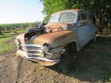 1947 Plymouth Special Deluxe 2dr Sedan for Project or Parts
