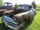 1950 Chevrolet 4dr Sedan for Project or Parts