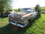 1954 Ford Victoria 2dr HT for Project or Parts