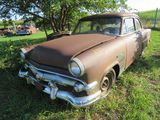 1954 Ford Mainline 2dr Sedan for Project or Parts
