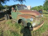 1949 Chevrolet Truck for Project or Parts