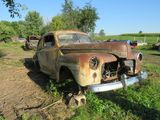1947 Ford 2dr Sedan Body for Rod or Parts