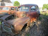 1947 Ford 4dr Sedan for Project or Parts
