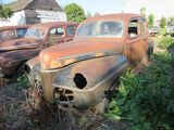 1941 Ford 4dr Sedan for Project or Parts