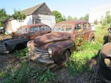 1947/8 Ford 4dr Suicide Sedan for Project or Parts