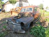 1946 Ford 4dr Sedan for Project or Parts