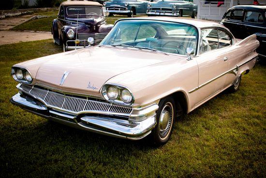 1960 Dodge Pioneer 2dr HT