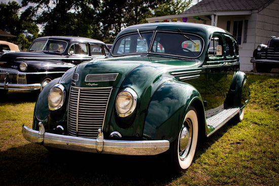1937 Chrysler Air Flow