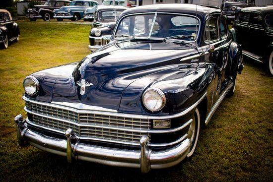 1948 Chrysler Windsor 4dr Sedan