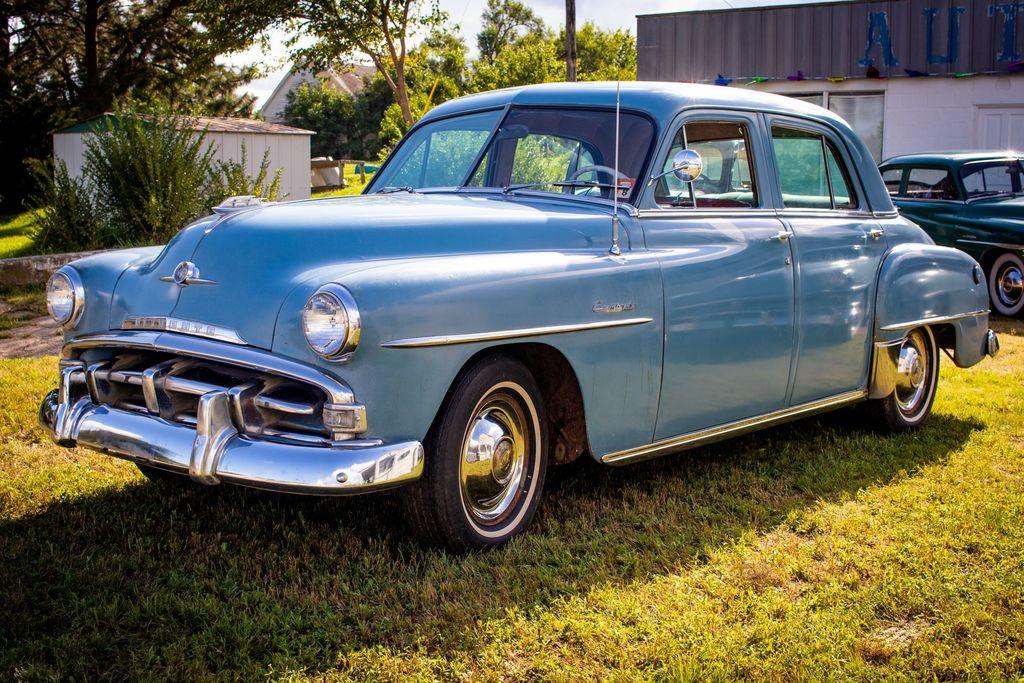 1952 Plymouth Cambridge 4dr Sedan