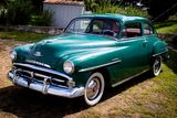 1951 Plymouth Concord P22 2dr Sedan