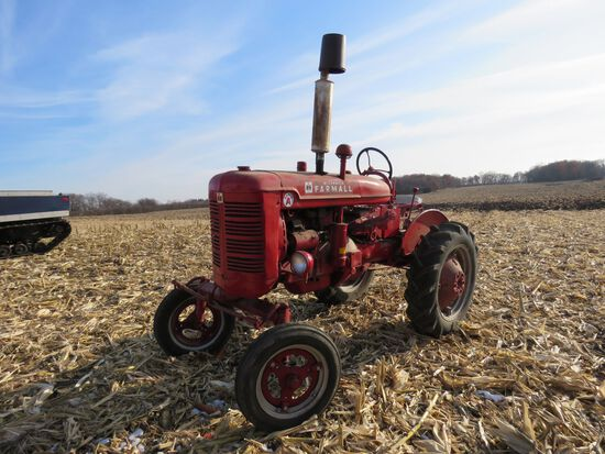 1945 International A Tractor