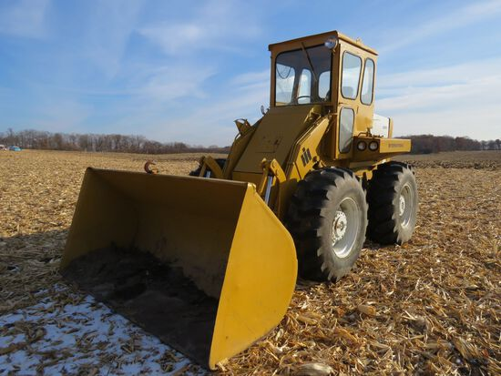 International 3850 Payloader
