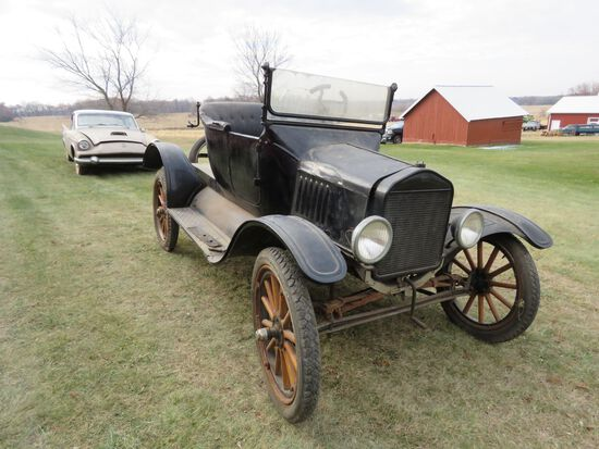1920 Ford Model T Roadster Coupe