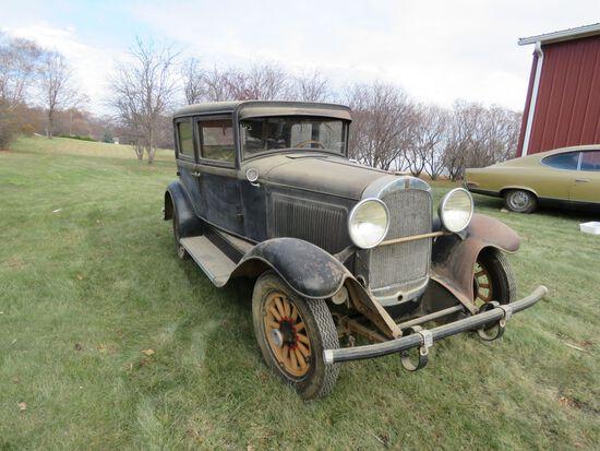 1930 Whippett 4dr Sedan
