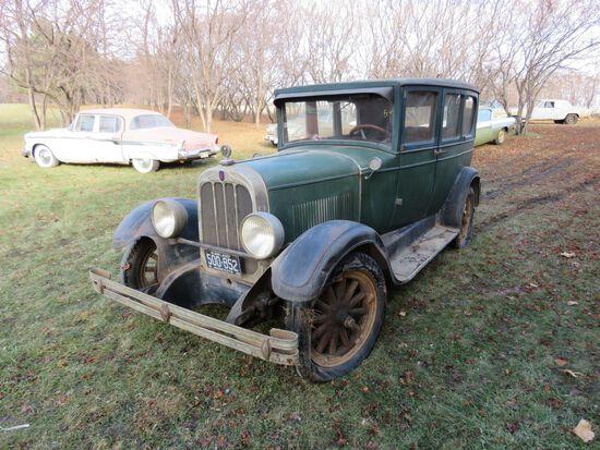 1930 Chandler 4dr Sedan