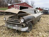 1955 Ford Victoria 2dr HT