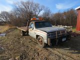 1978 Chevrolet C30 Flatbed Truck