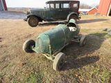 Vintage Midget Racecar