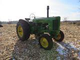 1955 John Deere 70 Diesel  Tractor
