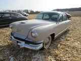 1953 Kaiser Manhattan 4dr Sedan