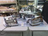 1955 STUDEBAKER SIDE GRILLS AND MISC