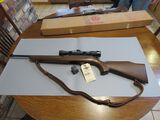 Ruger Model 10/22 .22LR Rifle with Simmons Scope 141361