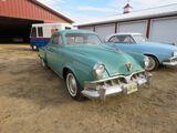 1952 Studebaker Commander Starlight Coupe