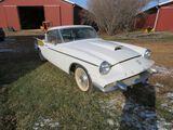 Rare 1958 Supercharged Packard Hawk