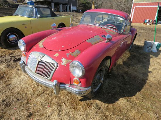 1958 MG 1600 Coupe
