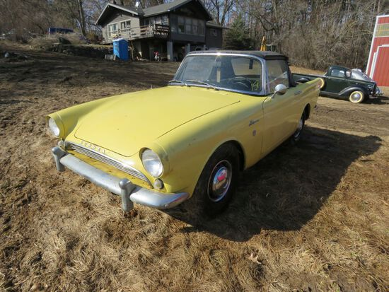 1964 Sunbeam Alpine Alpha Roadster