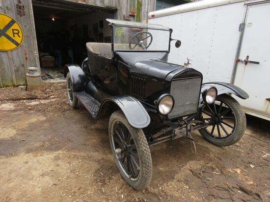 1923 Ford Model T Roadster