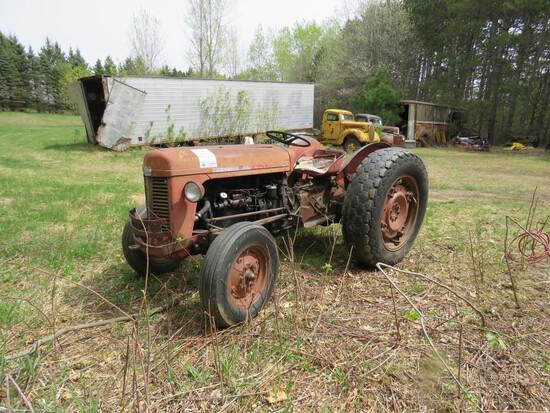 Massey Ferguson 35 Diesel tractor