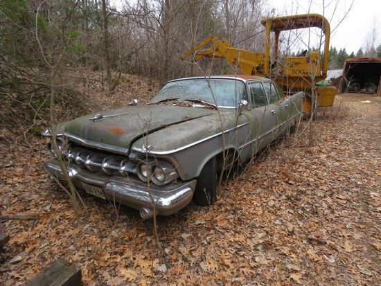 1950's Imperial 4dr Sedan for Project or Parts