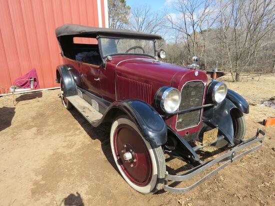 1923 Chalmers Motor Company Six Model 35-C
