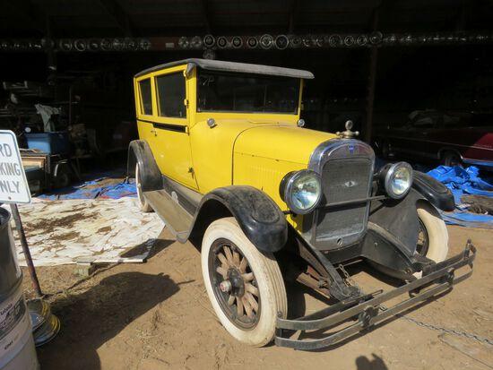 1924 Maxwell Club Sedan