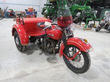 1954 Harley Davidson Servi-Car