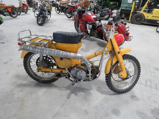 1969 Honda Scooter
