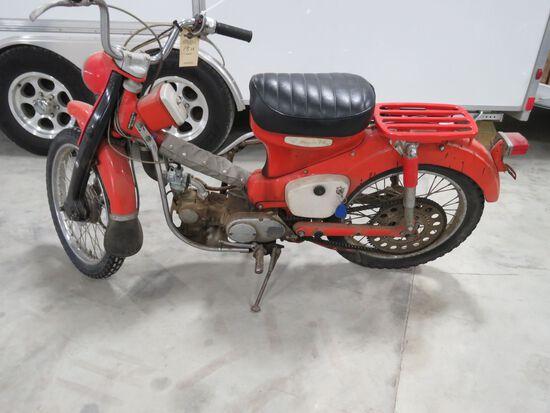 1965 Honda 90 Scooter
