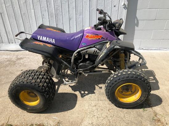 1996 Yamaha Blaster 200cc