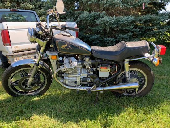 1979 Honda CX500C