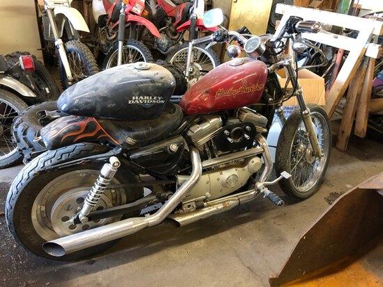 1999 Harley-Davidson XL883C Sportster