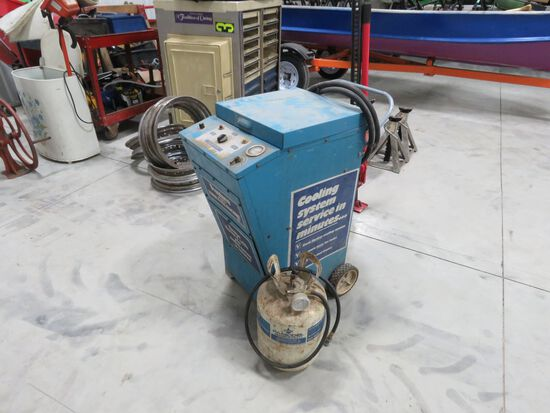 Freon Recovery Unit