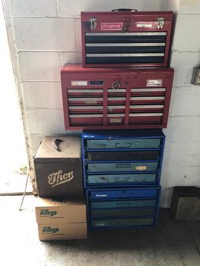 Craftsman Tool Boxes & Shelves