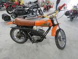 1970's Indian dirt bike