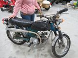 1970 Honda CT70 Motorcycle