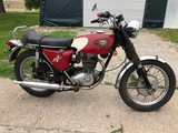 1968 BSA 440 CC Motorcycle