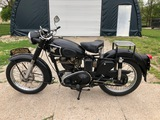 1950 Matchless 500CC Motorcycle