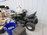 lawn Machines 18HP riding lawnmower