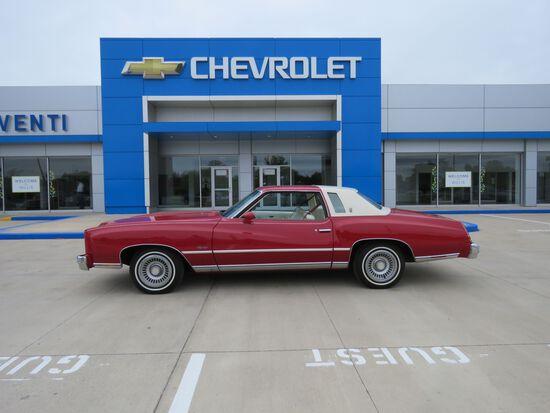 1976 Chevrolet Monte Carlo Coupe